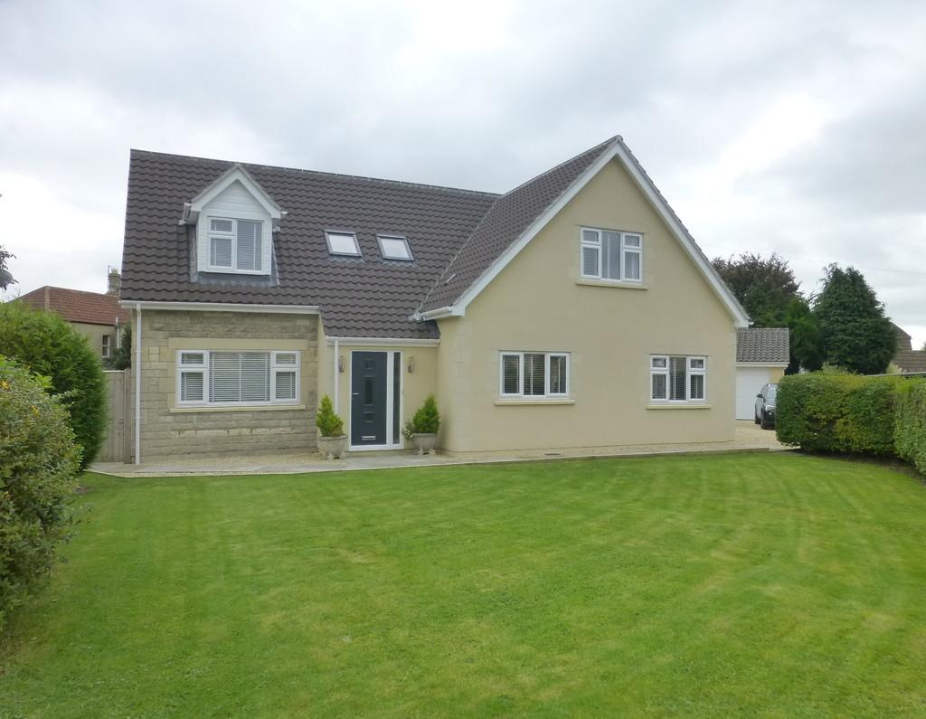 4 Bedrooms Detached House for sale in Dane Close, Winsley, Bradford on Avon