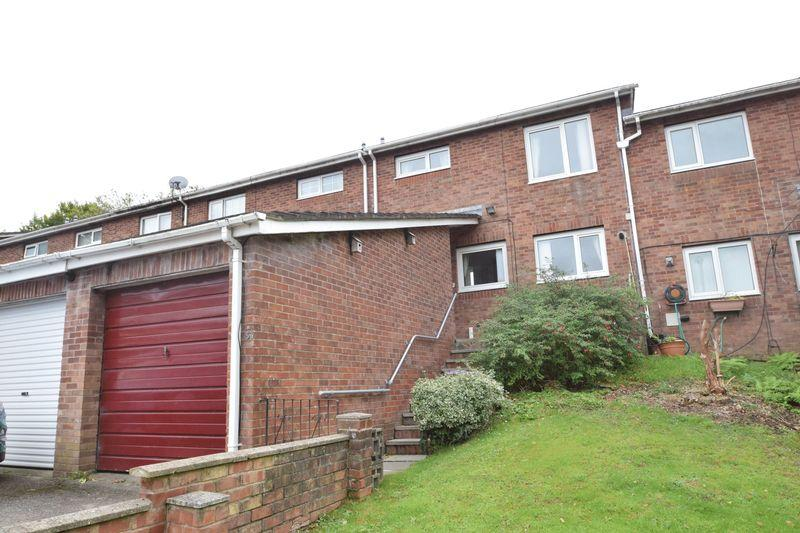 3 Bedrooms Terraced House for sale in Cefn Milwr, Cwmbran