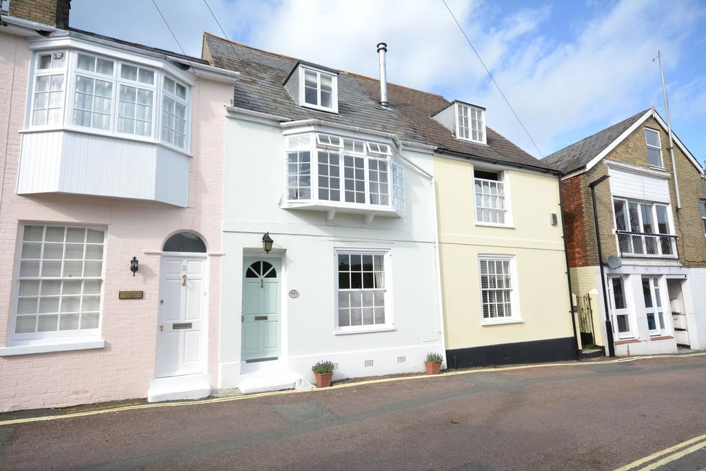 4 Bedrooms Cottage House for sale in Market Hill, Cowes