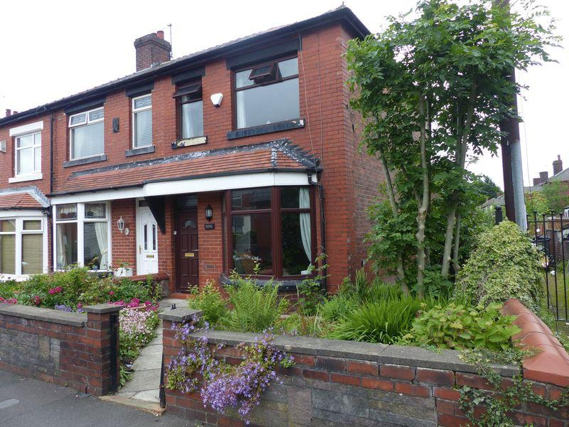 2 Bedrooms Terraced House for sale in Bertha Street, Shaw
