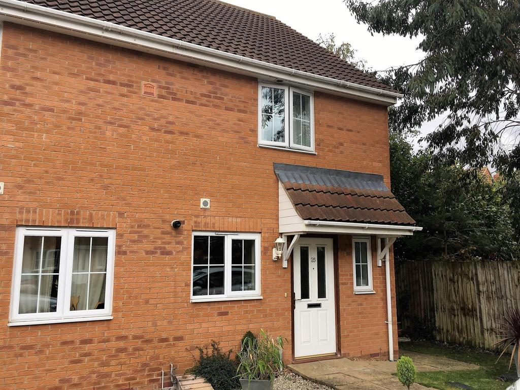 2 Bedrooms End Of Terrace House for sale in Delaine Close, Bourne, PE10