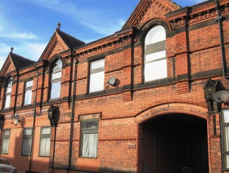 2 Bedrooms Apartment Flat for sale in Hill Street, Sandbach