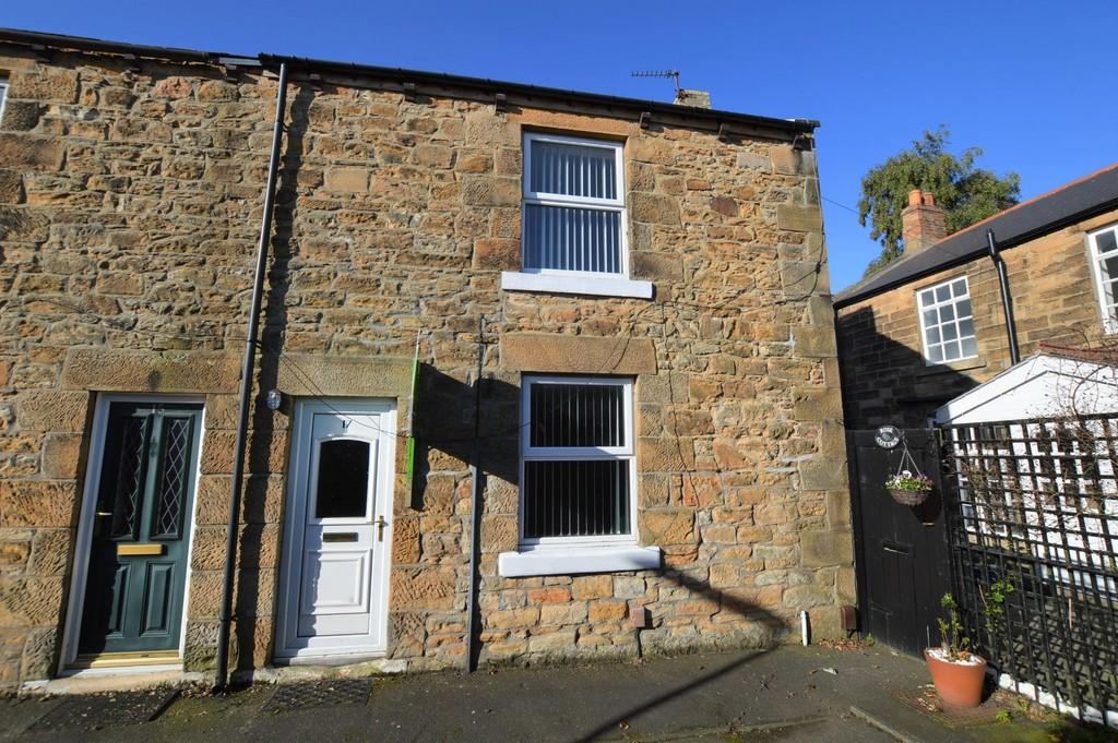 1 Bedroom Terraced House for sale in Caledonia, Winlaton
