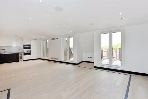 2 Bedrooms Apartment Flat for sale in Chapter Street 26 Chapter Street, Westminster, SW1P