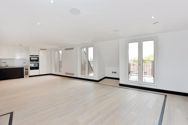 2 Bedrooms Apartment Flat for sale in Chapter Street Chapter Street, Westminster, SW1P