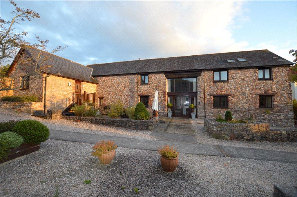 4 Bedrooms Detached House for sale in Wagtail, Newhouse Barton, Ipplepen, Devon