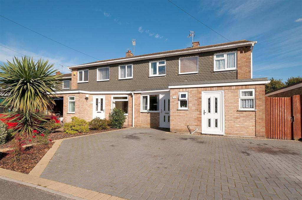 3 Bedrooms Semi Detached House for sale in Bramley Road, East Peckham