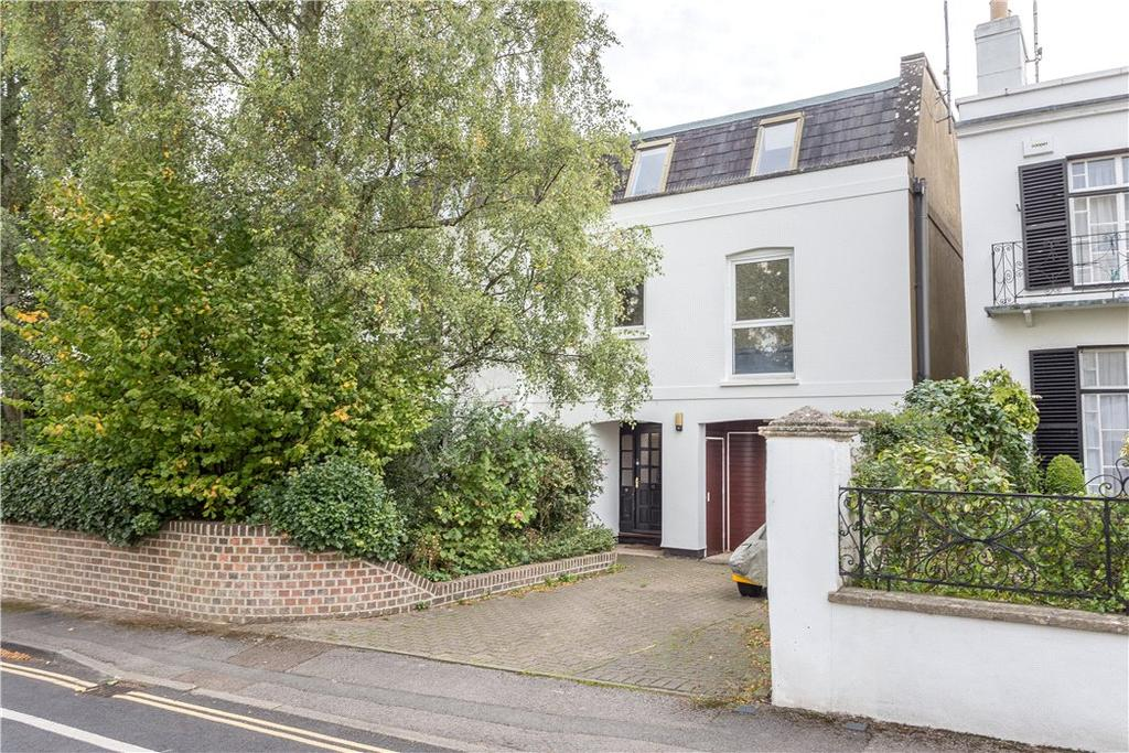 4 Bedrooms Semi Detached House for sale in Trafalgar Street, Cheltenham, Gloucestershire, GL50