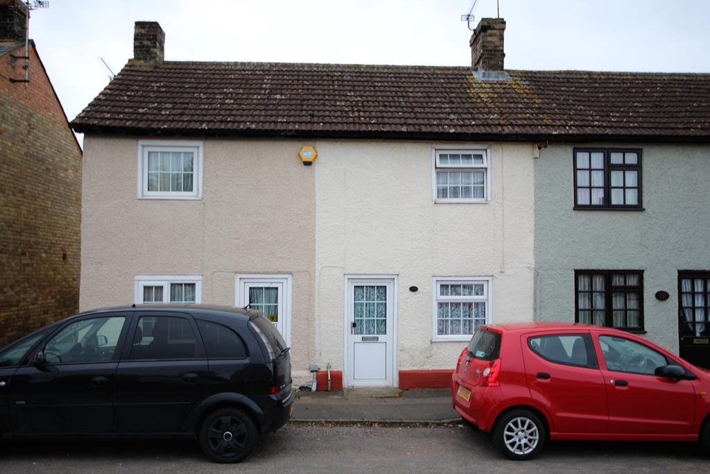 2 Bedrooms Terraced House for sale in Hillfoot Road, Shillington, Hitchin, SG5