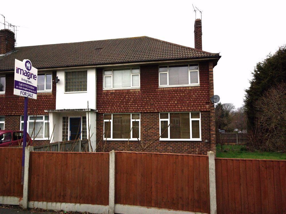 2 Bedrooms Maisonette Flat for sale in High Road, Leavesden, Hertfordshire, WD25