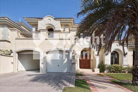 4 bedroom detached house  - Garden Homes, Frond O, Palm Jumeirah
