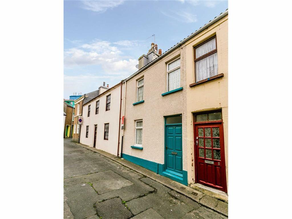 1 Bedroom Cottage House for sale in Duke Street, Peel, Isle of Man