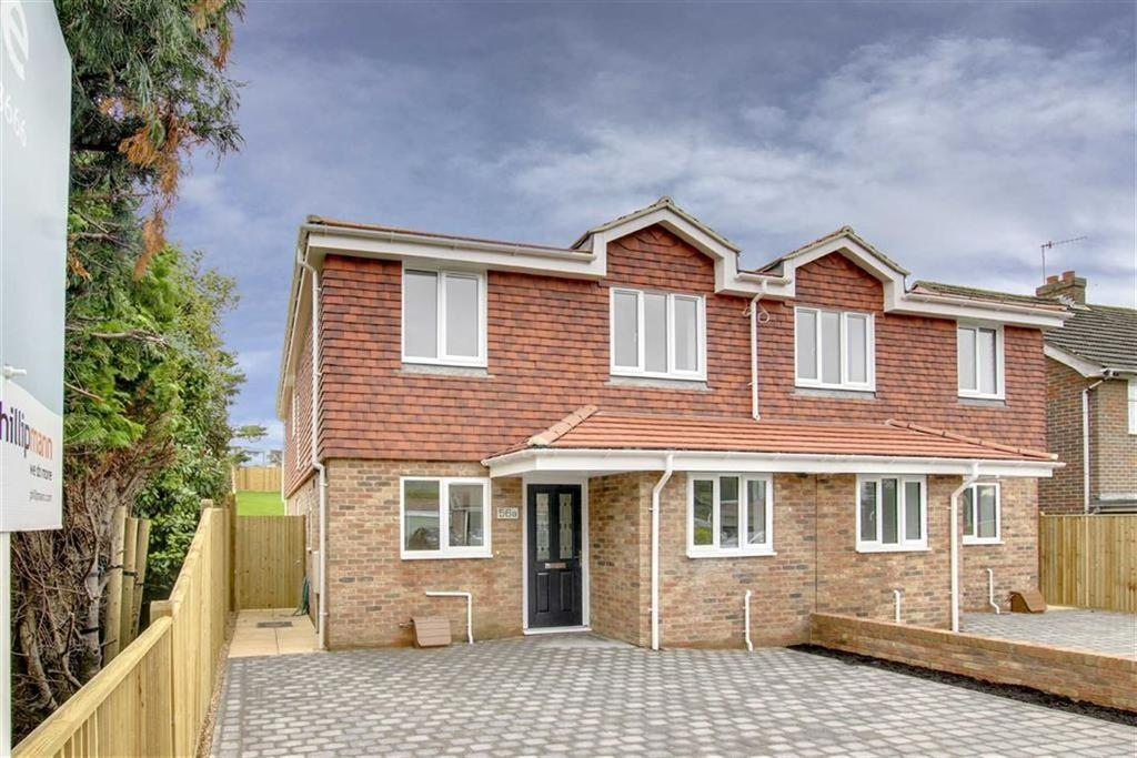4 Bedrooms Semi Detached House for sale in Vale Road, Seaford