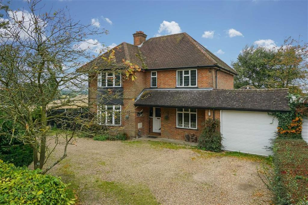 4 Bedrooms Detached House for sale in Chapel Road, Breachwood Green, Hertfordshire