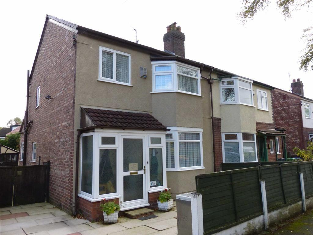 3 Bedrooms Semi Detached House for sale in Maidstone Avenue, Chorlton