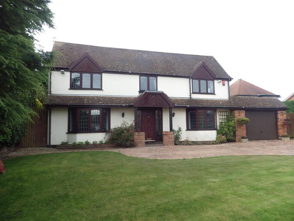3 Bedrooms Detached House for sale in Cherry Tree Lane, Halesowen