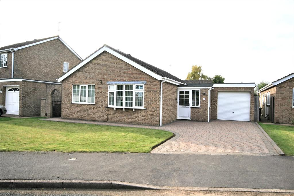 3 Bedrooms Detached Bungalow for sale in Shardloes, Branston, LN4