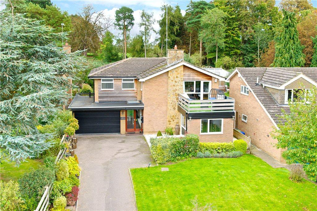 4 Bedrooms Detached House for sale in Bengal Lane, Greens Norton, Towcester, Northamptonshire