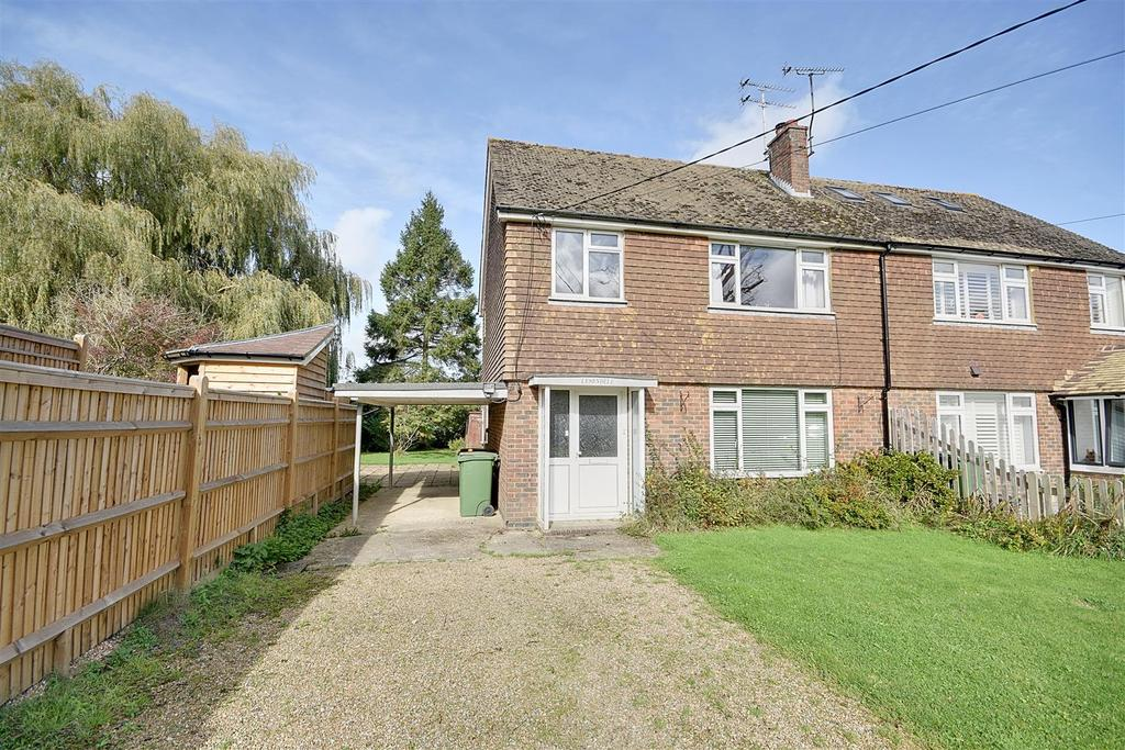 3 Bedrooms Semi Detached House for sale in Main Street, Beckley, Rye