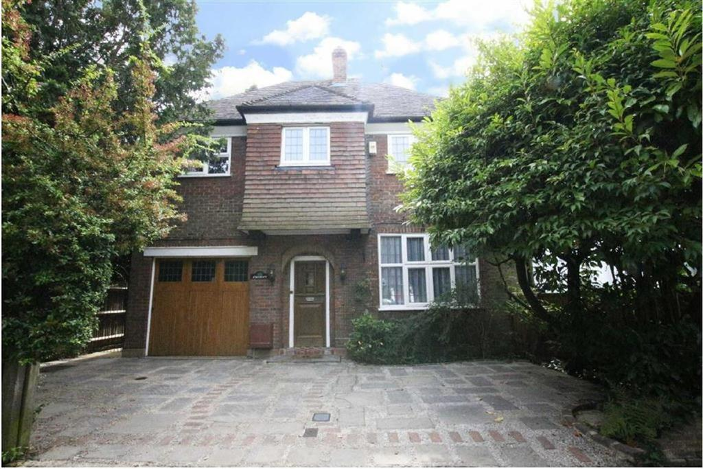 4 Bedrooms Detached House for rent in St Andrews Close, Woodside Park