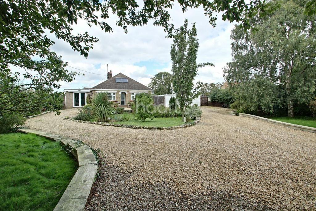 3 Bedrooms Bungalow for sale in Gorefield Rd, Leverington