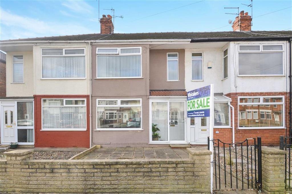 2 Bedrooms Terraced House for sale in Kirklands Road, Hull, HU5