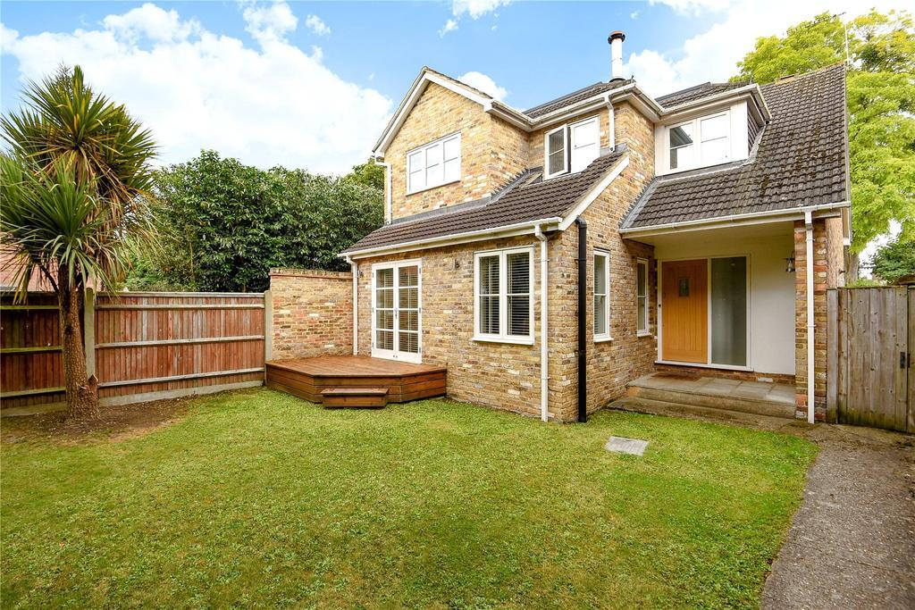 4 Bedrooms Detached House for sale in Parsonage Lane, Windsor, Berkshire, SL4