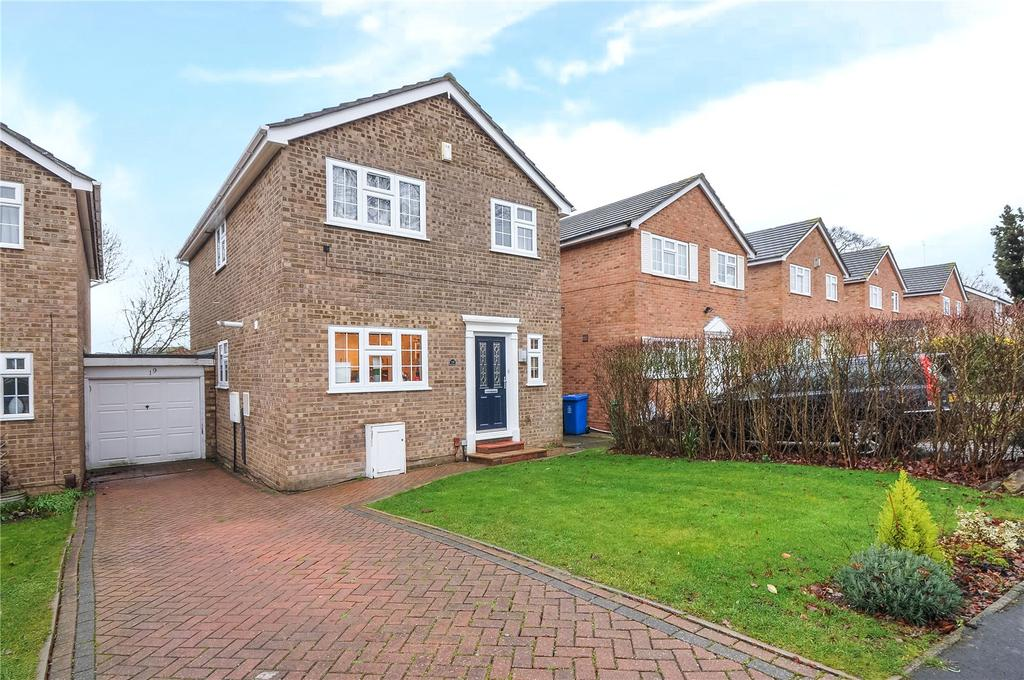 4 Bedrooms Detached House for sale in Washington Drive, Windsor, Berkshire, SL4