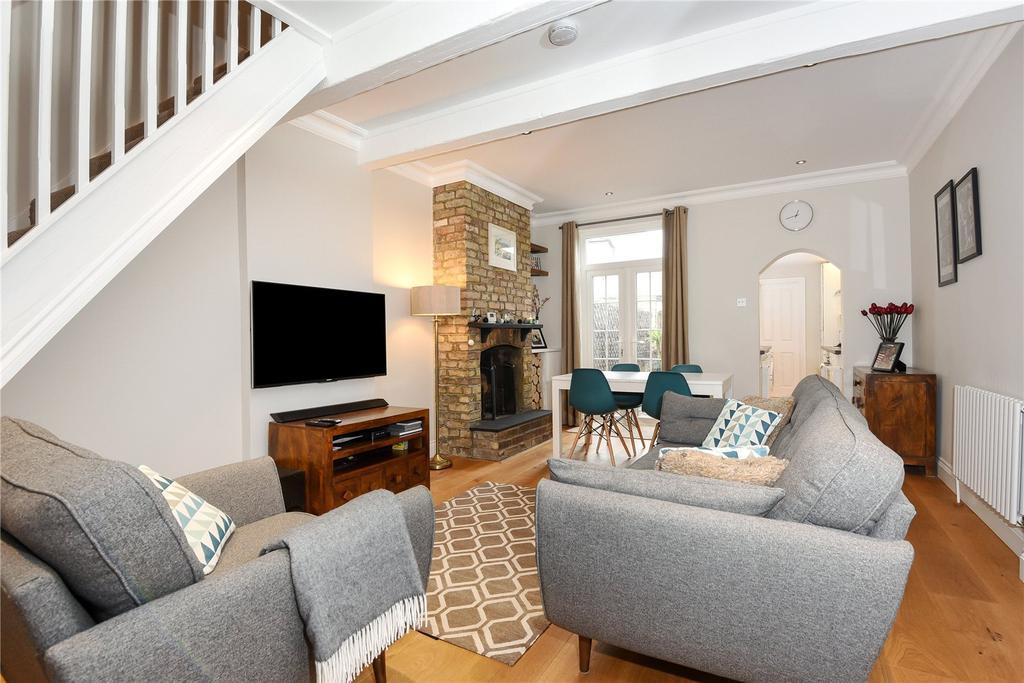 2 Bedrooms Terraced House for sale in Oxford Road, Windsor, Berkshire, SL4