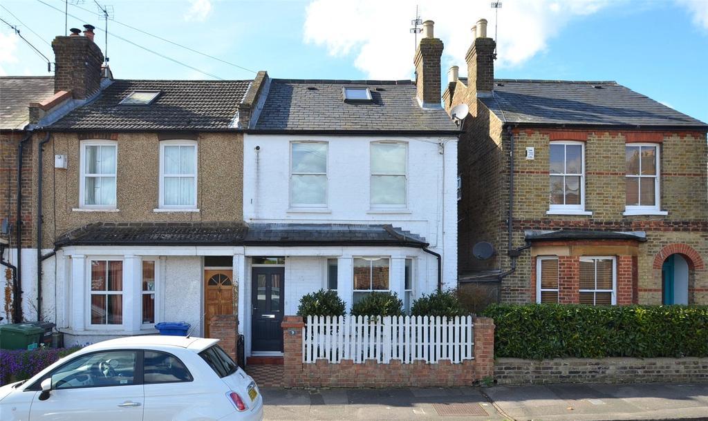4 Bedrooms End Of Terrace House for sale in Vansittart Road, Windsor, Berkshire, SL4
