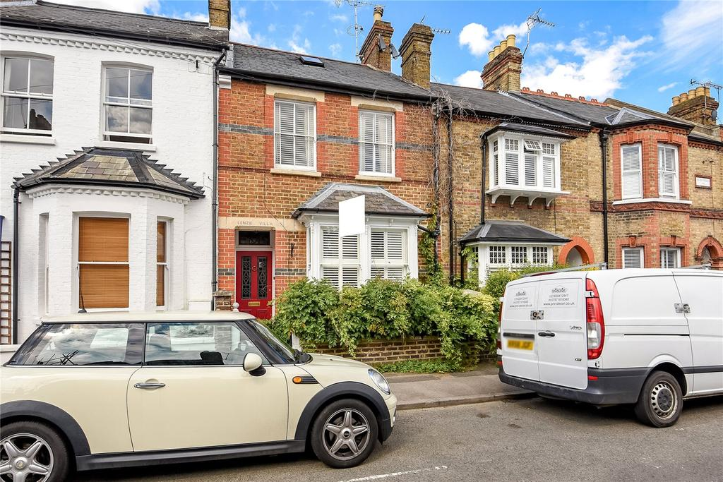 4 Bedrooms Terraced House for sale in Devereux Road, Windsor, Berkshire, SL4