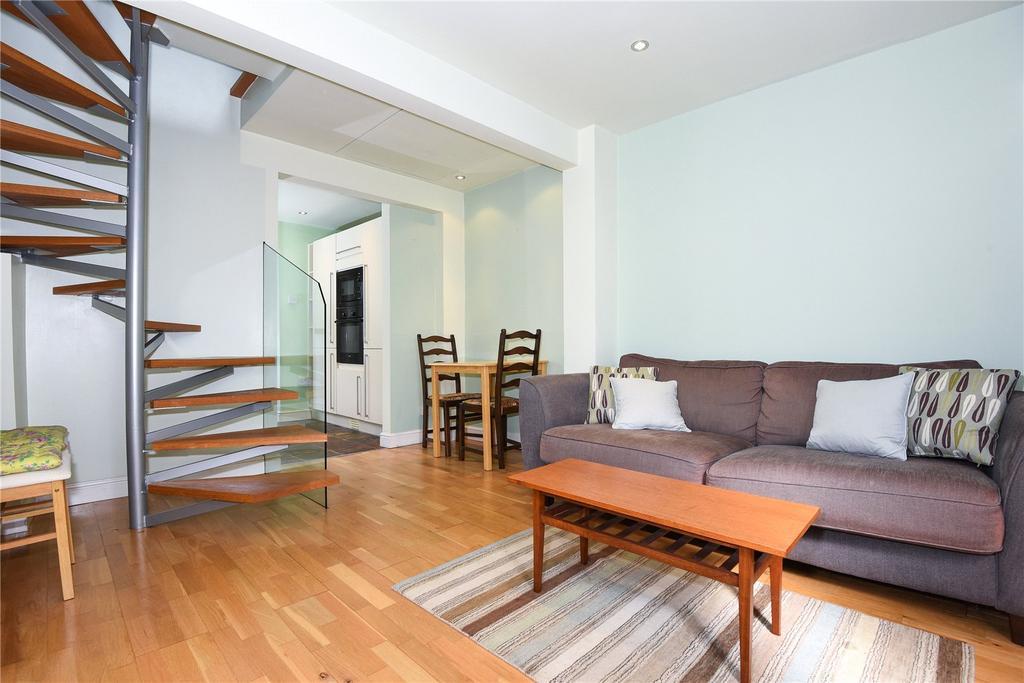 2 Bedrooms Terraced House for sale in Clewer Fields, Windsor, Berkshire, SL4