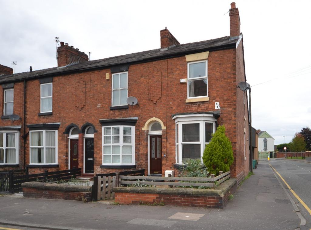 2 Bedrooms End Of Terrace House for sale in Albert Hill Street, Didsbury