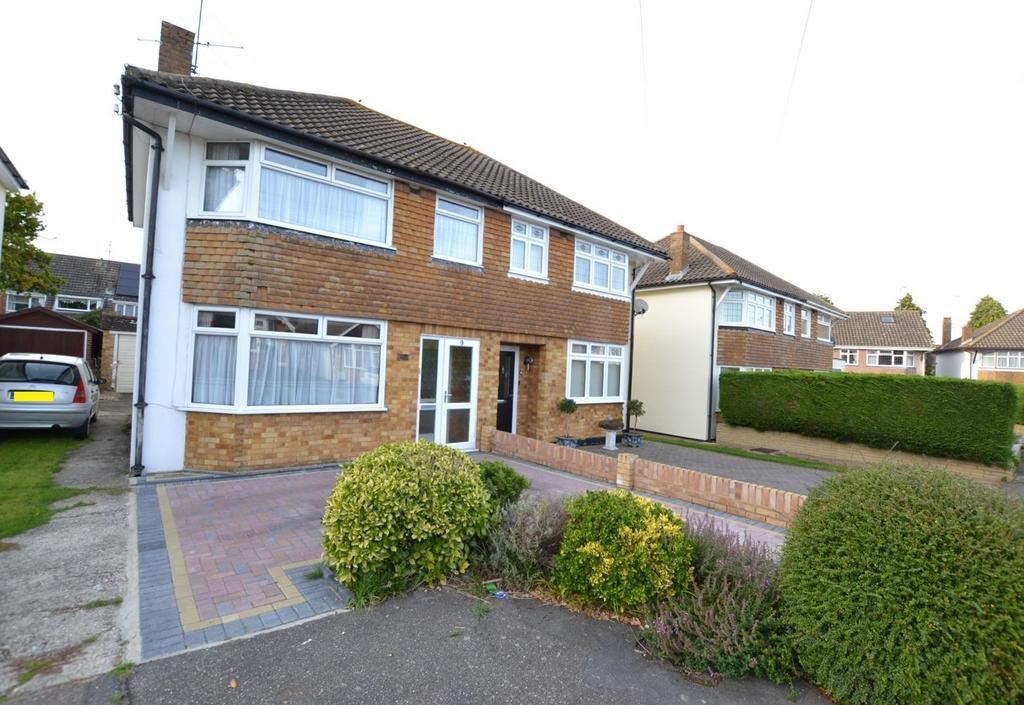 3 Bedrooms Semi Detached House for sale in Wick Glen, Billericay, Essex, CM12