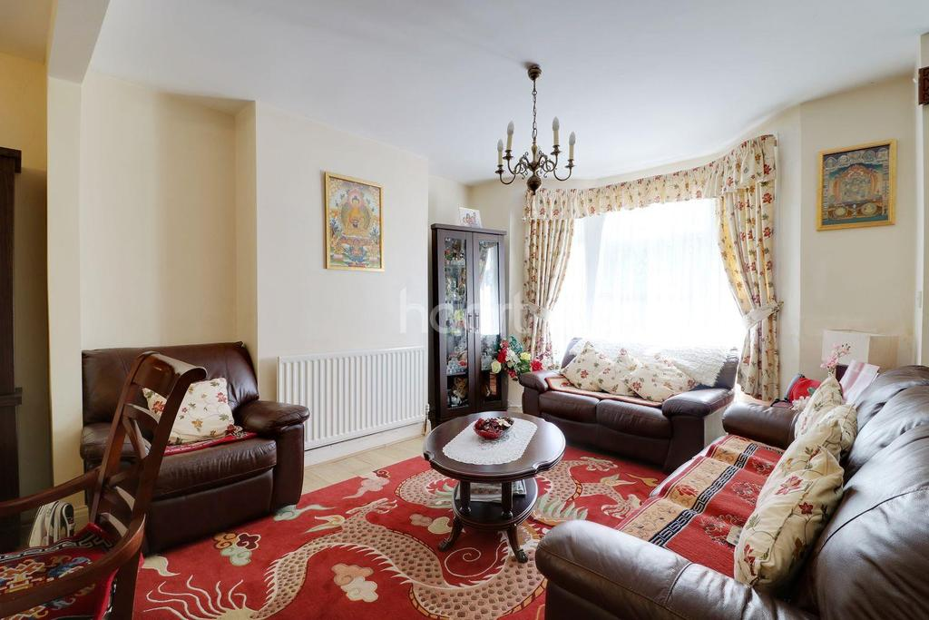 3 Bedrooms Terraced House for sale in Havelock Road, HA3