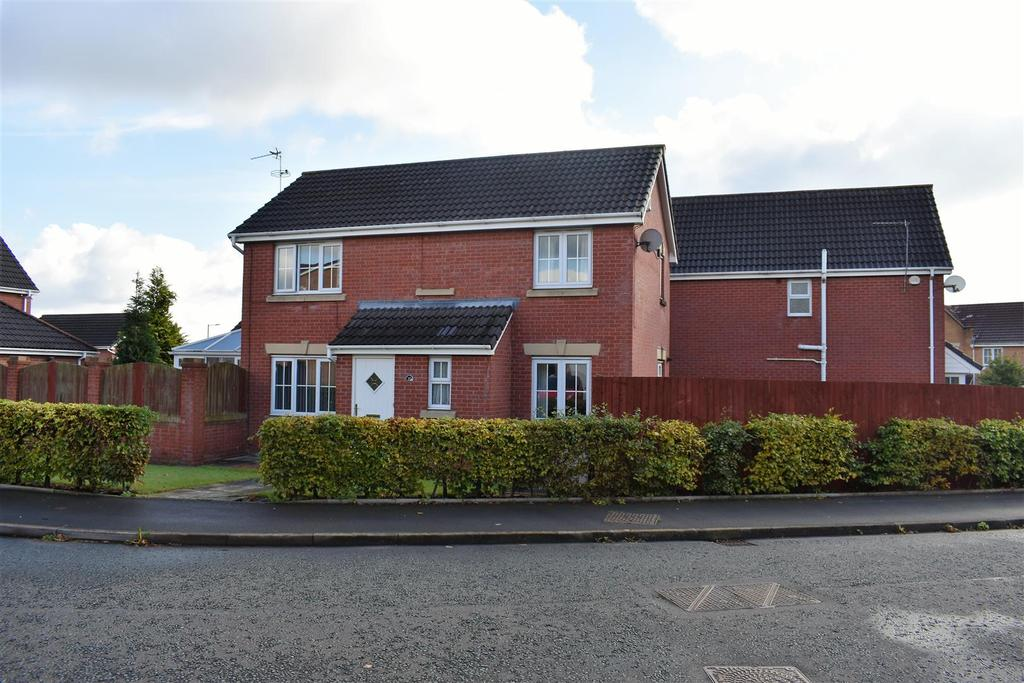 3 Bedrooms Detached House for sale in Sky Lark Rise, St. Helens