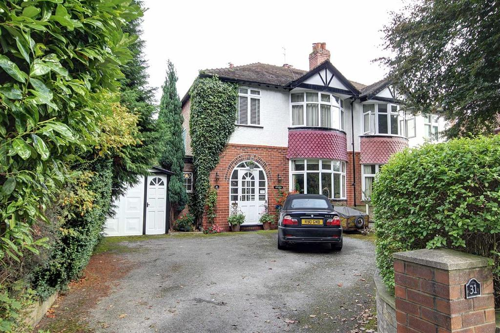 4 Bedrooms Semi Detached House for sale in Thorley Lane, Timperley, Cheshire