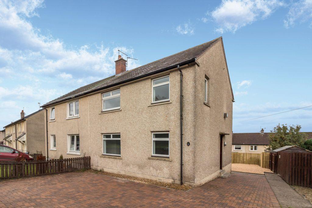 3 Bedrooms Villa House for sale in 72 Ure Crescent, Bonnybridge, FK4 1NB