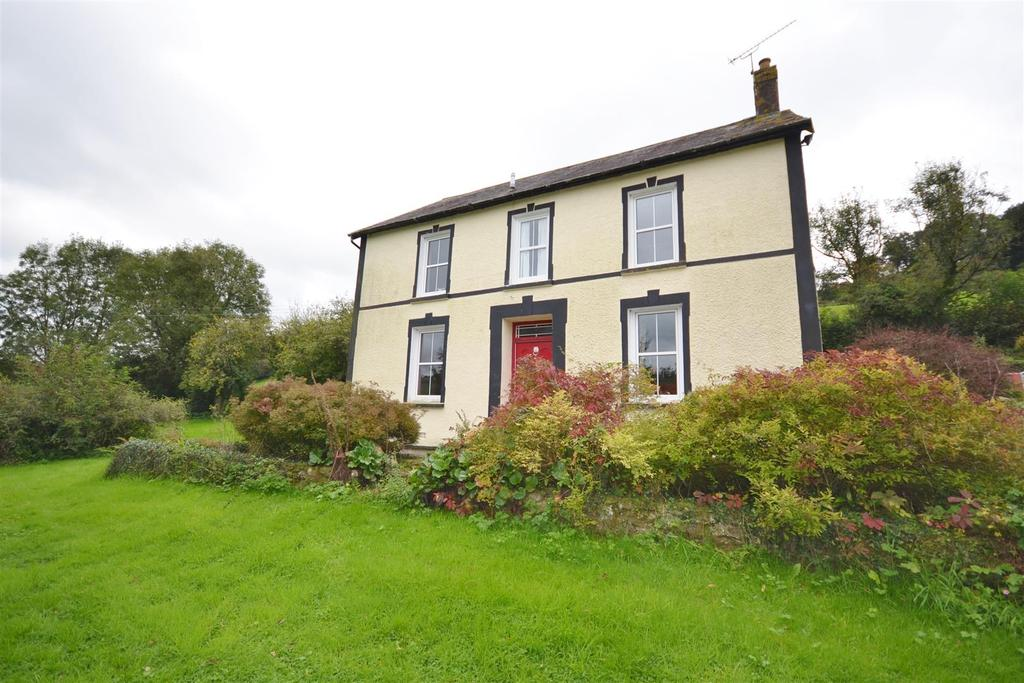 4 Bedrooms Land Commercial for sale in Whitemill, Carmarthen