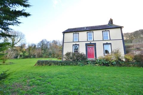 4 bedroom property with land for sale - Whitemill, Carmarthen