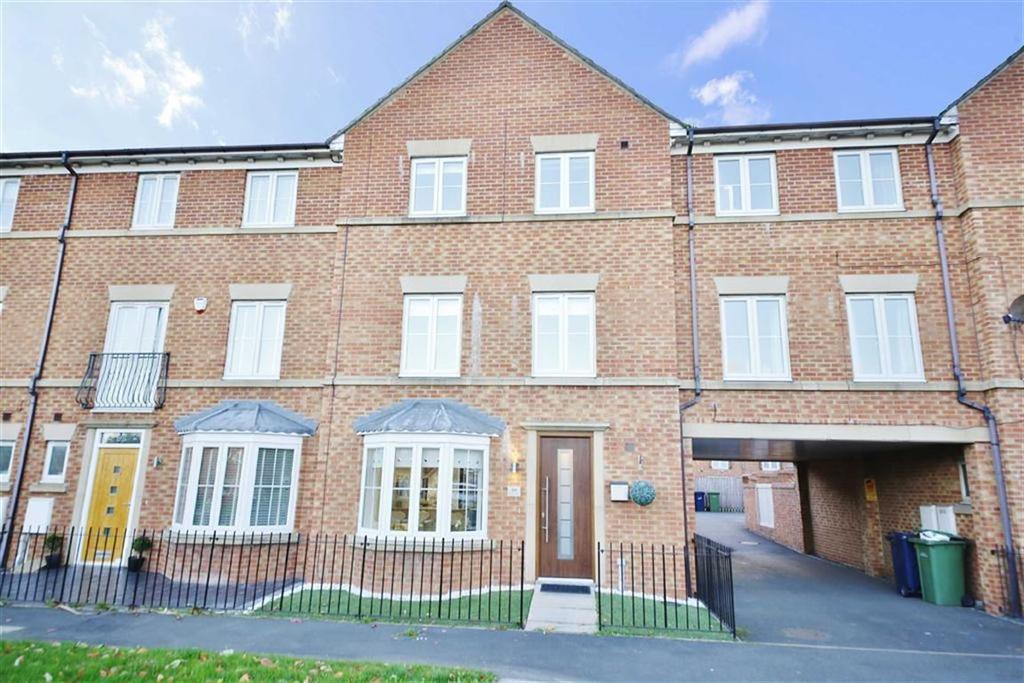 6 Bedrooms Town House for sale in Aylesford Mews, Greystoke Manor, Sunderland, SR2
