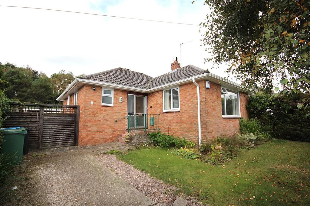 3 Bedrooms Detached Bungalow for sale in Witchampton Road, Broadstone
