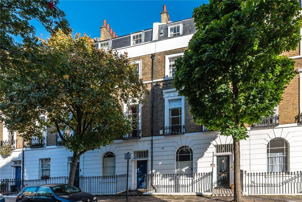5 Bedrooms Terraced House for sale in Richmond Avenue, Islington, London, N1