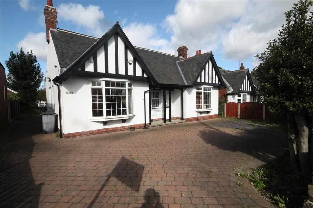 3 Bedrooms Detached Bungalow for sale in Dodworth Road, Barnsley, S70