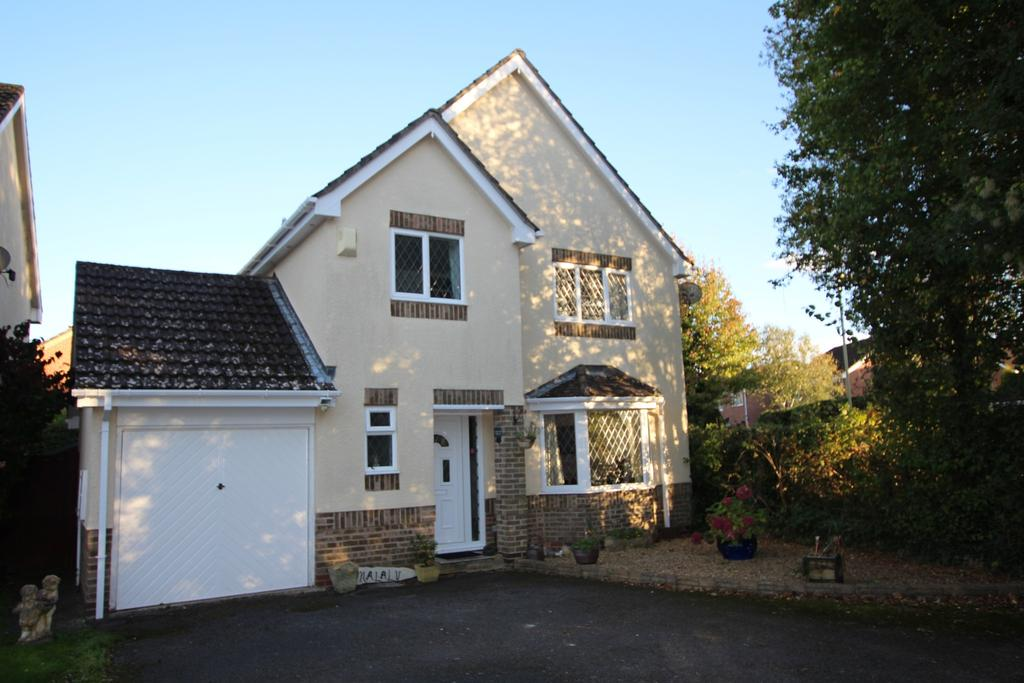 4 Bedrooms Detached House for sale in THE TITHE, DENMEAD