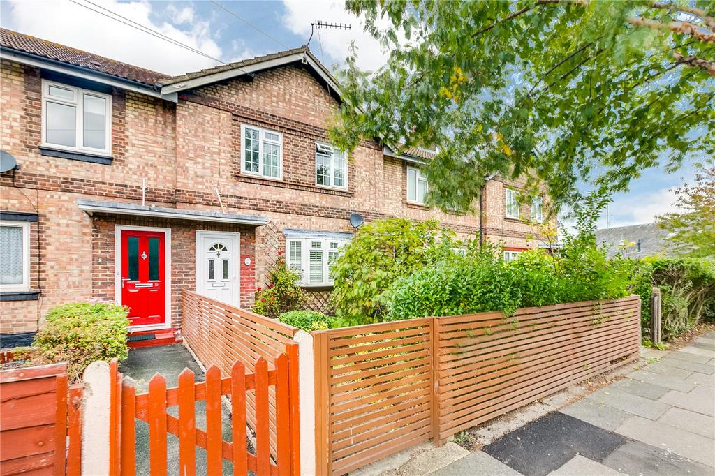 3 Bedrooms Terraced House for sale in Carrington Road, Richmond, Surrey