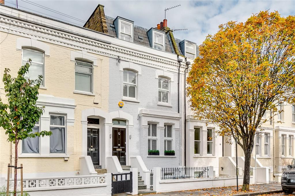 3 Bedrooms Terraced House for sale in Kilmaine Road, Fulham, London