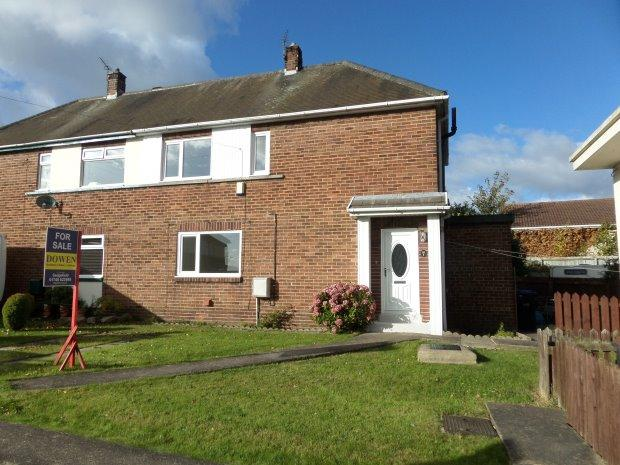 2 Bedrooms Semi Detached House for sale in MYRTLE GROVE, TRIMDON VILLAGE, SEDGEFIELD DISTRICT