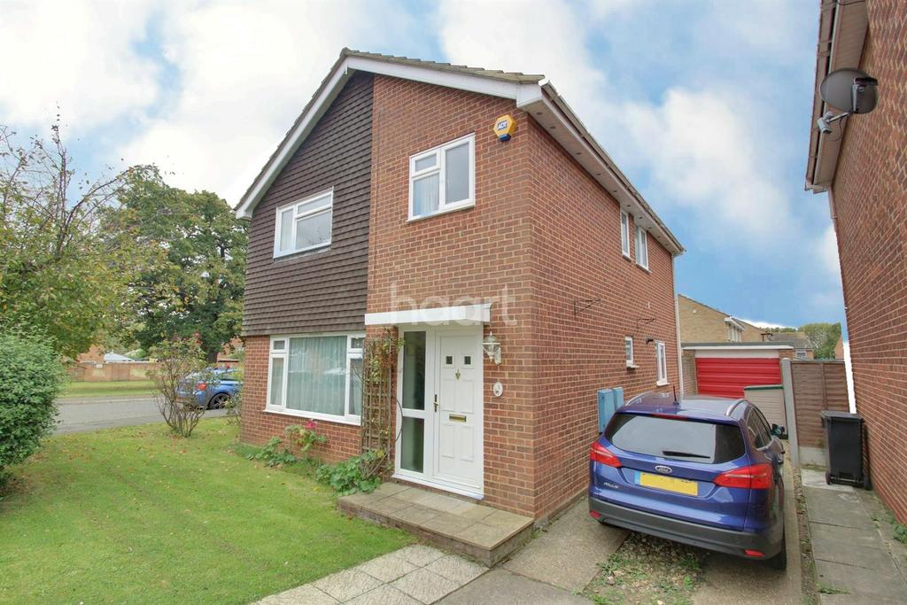 4 Bedrooms Detached House for sale in Kinloch Chase, Witham, CM8