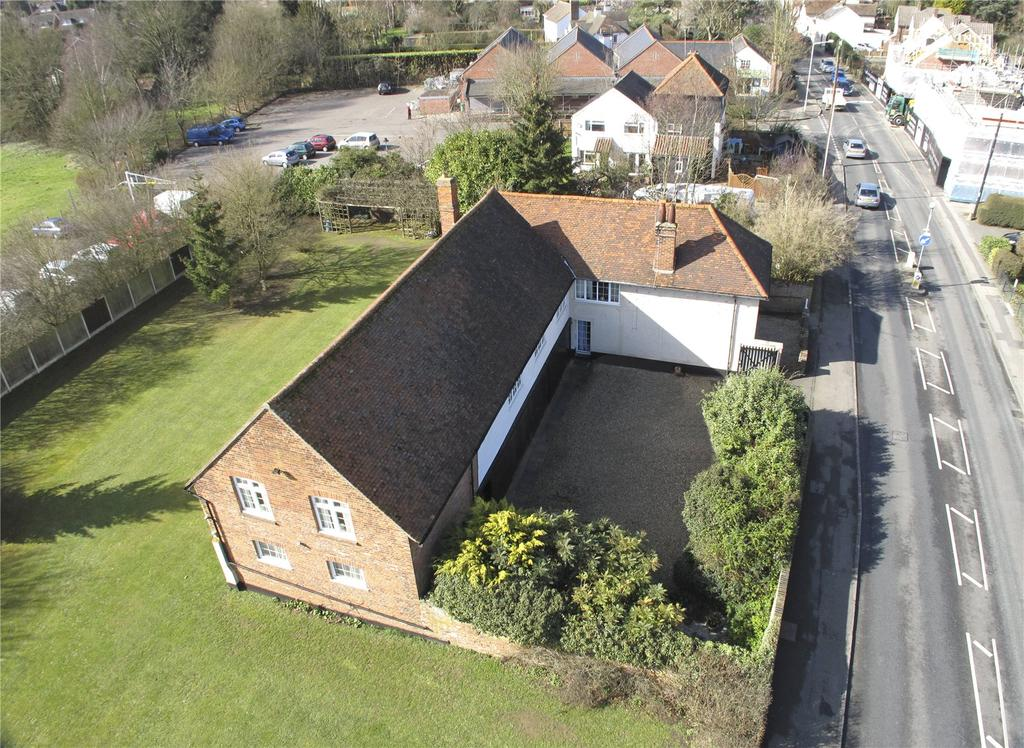 4 Bedrooms Detached House for sale in Bridge Street, Writtle, Chelmsford